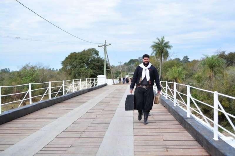 Avanzan hacia la declaración de Monumento Histórico al Puente Pexoa
