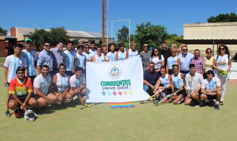 Corrientes vive a pleno el Torneo Nacional por la Inclusión