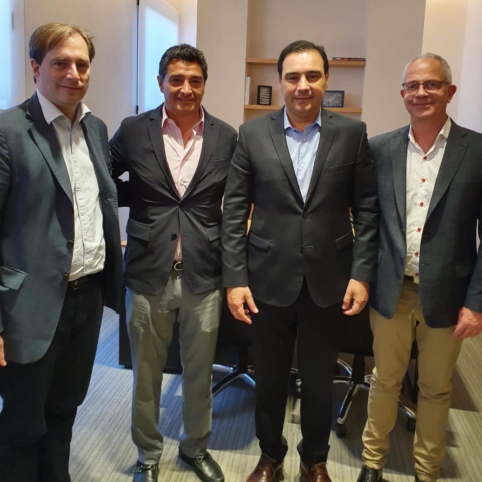 Valdés avanzó en Buenos Aires hacia el intercambio cultural y turístico