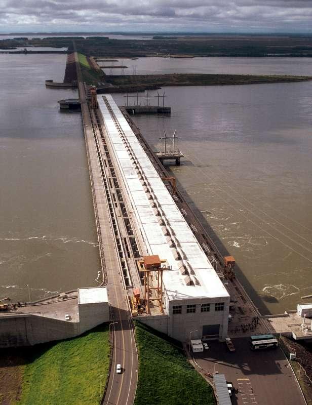 Estado de situación  Río Paraná al día lunes 4 de noviembre de 2019
