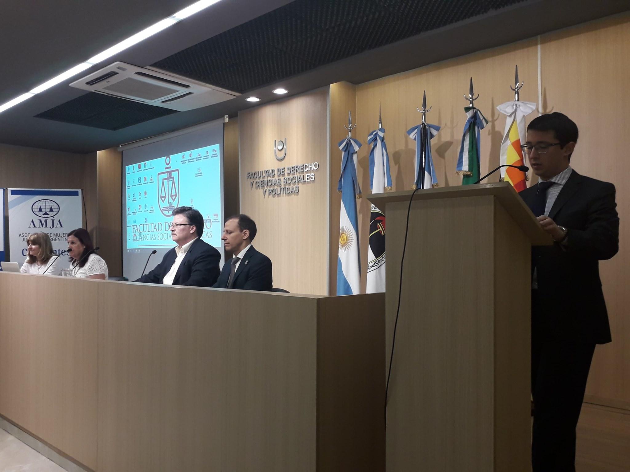 La Defensoría participó de una Capacitación en  Prevención de la Violencia de Género