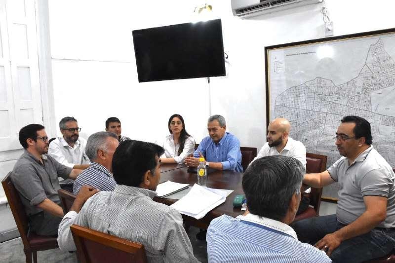 Se reunió la Comisión Paritaria Permanente en la Municipalidad