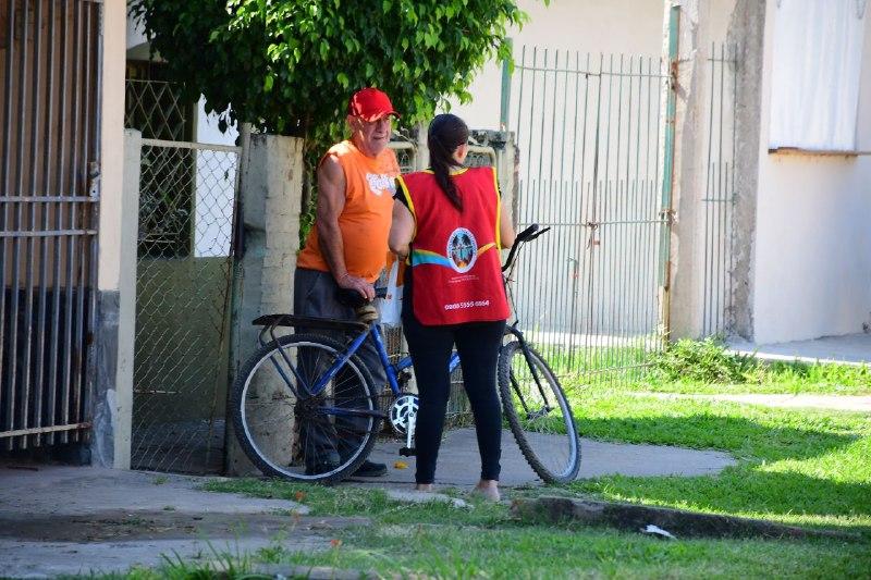 La Municipalidad profundiza tareas de prevención contra el mosquito