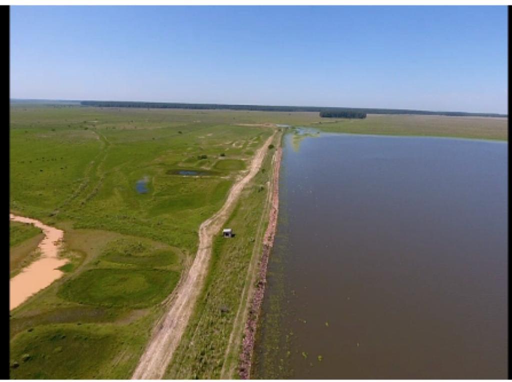 El ICAA inspeccionó represas arroceras