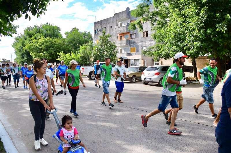 Maratón de la Limpieza, la ciudad vivió una inédita jornada de concientización ambiental