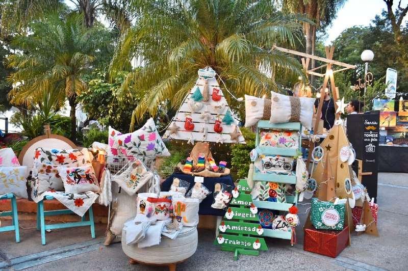 """Anticipándose a las compras navideñas, exitoso cierre del año de """"Ciudad Diseño"""""""