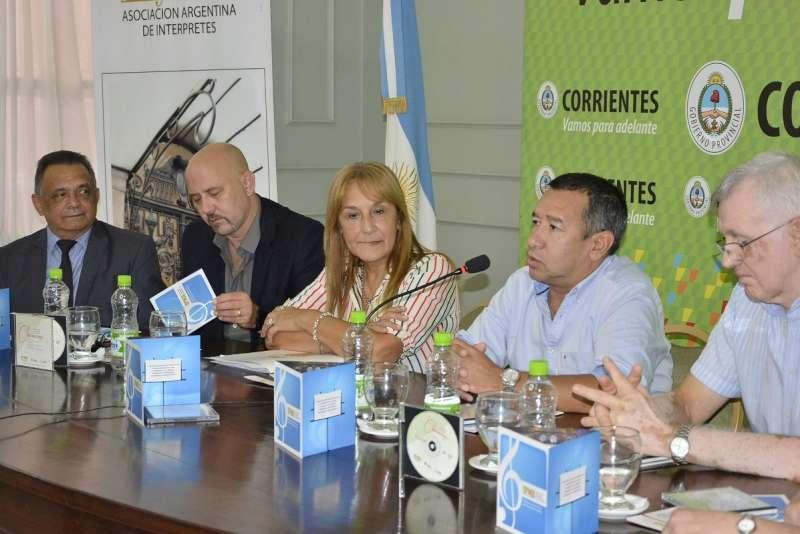 Se entregarán los CD a los ganadores de los certámenes Pre Fiesta del Chamamé