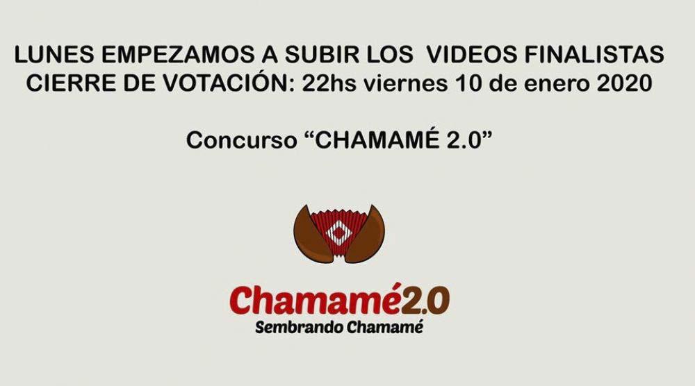La gente ya puede elegir a los ganadores del concurso Chamamé 2.0