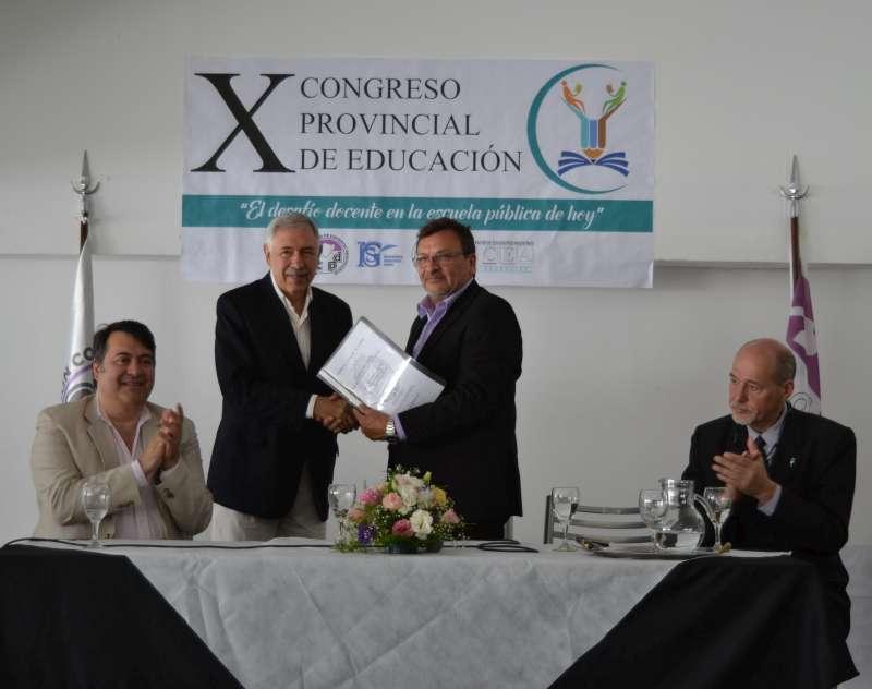 ACDP realizó en Goya su X Congreso Provincial