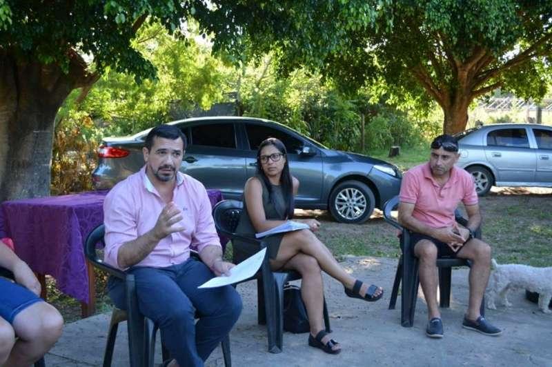Vecinos del paraje Ensenada impulsan su independencia como municipio