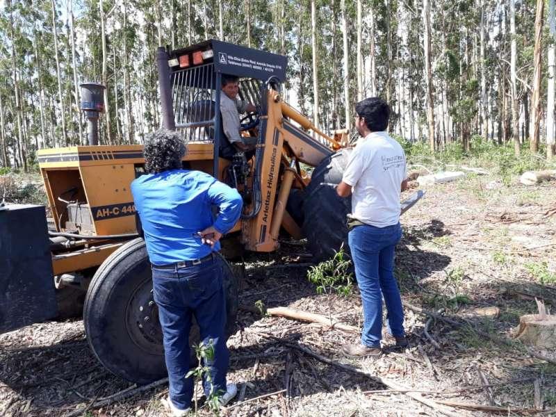 En noviembre, RENATRE relevó más de 1600 trabajadores en todo el país