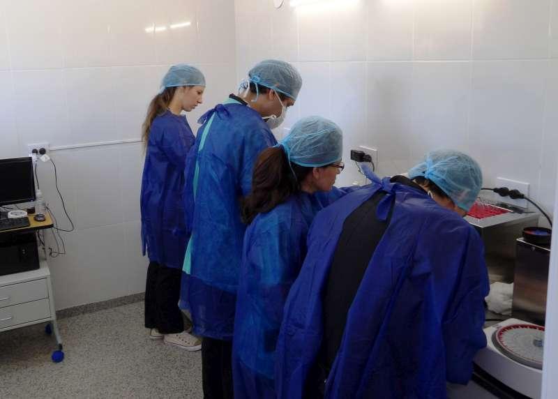 Se realizó la primera pasteurización en el Banco de Leche Humana de la Provincia