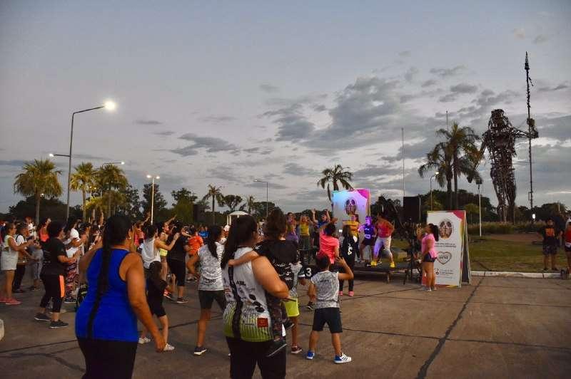 Exitoso cierre de las maratones barriales en Costanera Sur con una prueba inclusiva