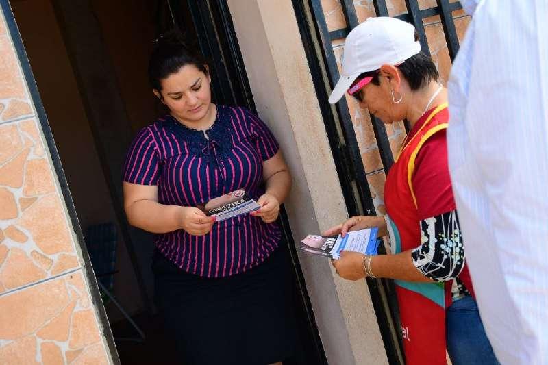 Promotores ambientales realizaron tareas de prevención contra el dengue