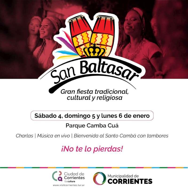 La Municipalidad se prepara para la celebración de San Baltasar