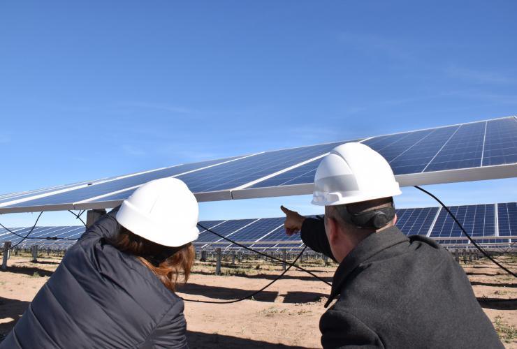La UNNE formará profesionales para la instalación de sistemas fotovoltaicos