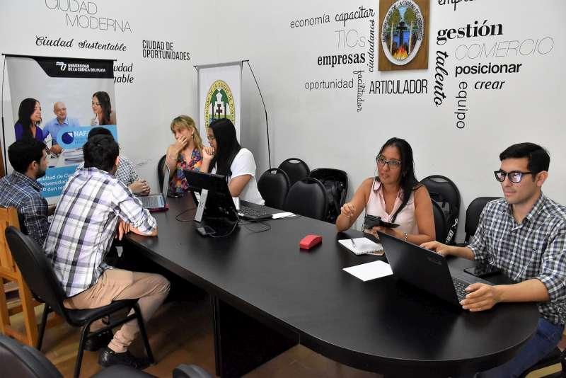 Se habilitó un espacio de consulta gratuita para todos aquellos emprendedores que quieren formalizarse