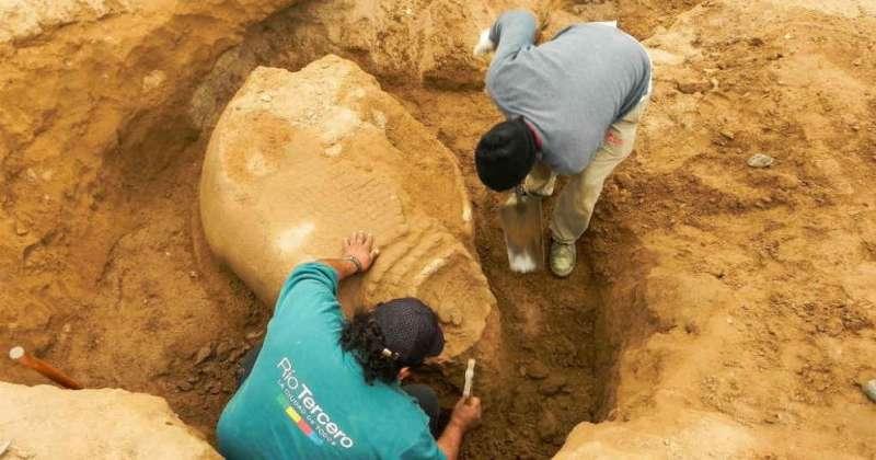 Especialistas de la UNNE estudiarán restos de un gliptodonte en excelente estado de conservación