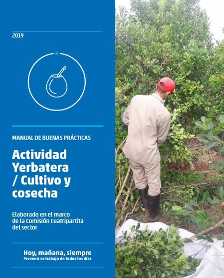 Presentaron el Manual de Buenas Prácticas en la actividad yerbatera