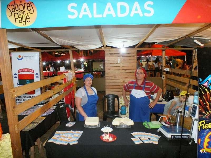 """La """"Perla del Paraná"""" concentra las exquisiteces correntinas en el marco de una feria gastronómica"""
