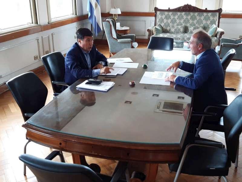 Ministro provincial avanzó con Nación para la entrega de Tarjetas Alimentarias en Corrientes