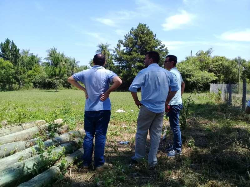 Entregan herramientas y semillas a la Fundación «Virgen De Lujan»