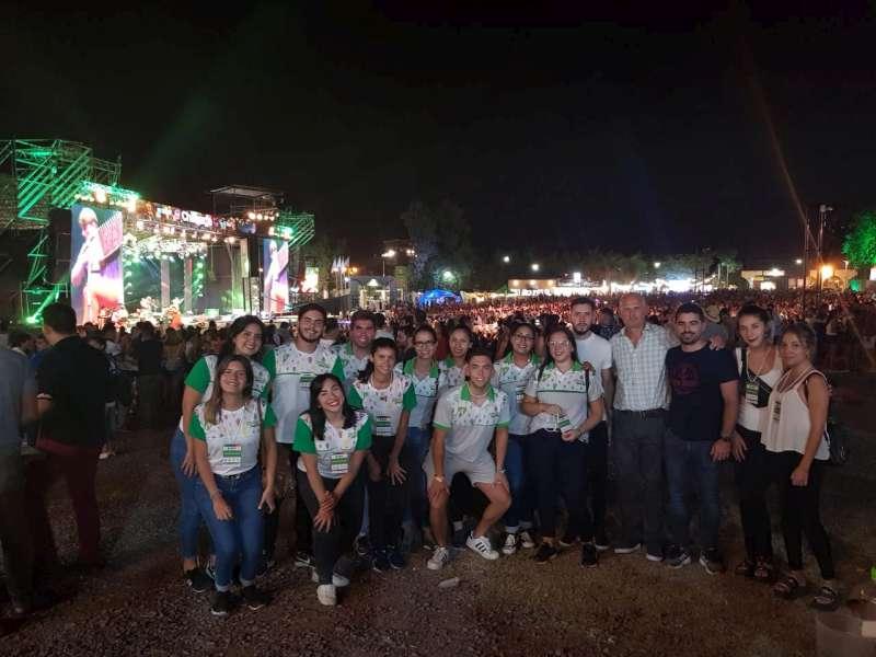 Alrededor de 50 mil personas asistieron hasta la fecha a la 30° Fiesta Nacional del Chamamé