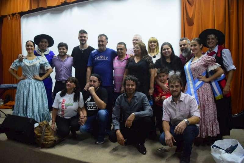 El Chamamé suena con fuerza en el festival nacional de Cosquín