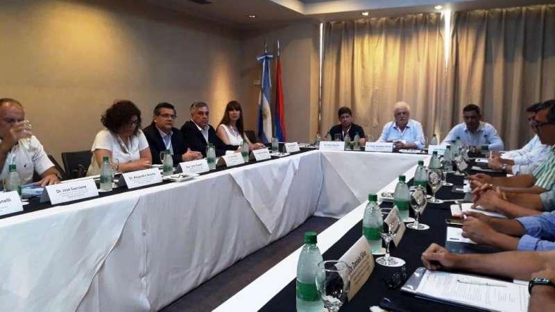 Corrientes participó de la primera reunión del año del CORESA
