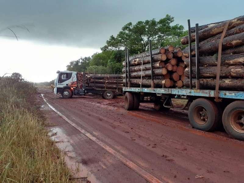 Alarma ante un nuevo caso de uso irresponsable de los caminos rurales