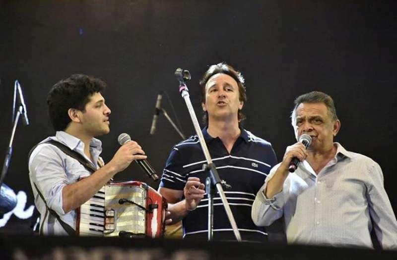 Con el Chango Spasiuk y un homenaje a Mario Bofill, pasó la cuarta noche chamamecera