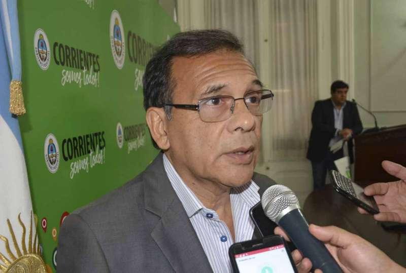 Cardozo pidió el acompañamiento de la comunidad en la lucha contra el Dengue