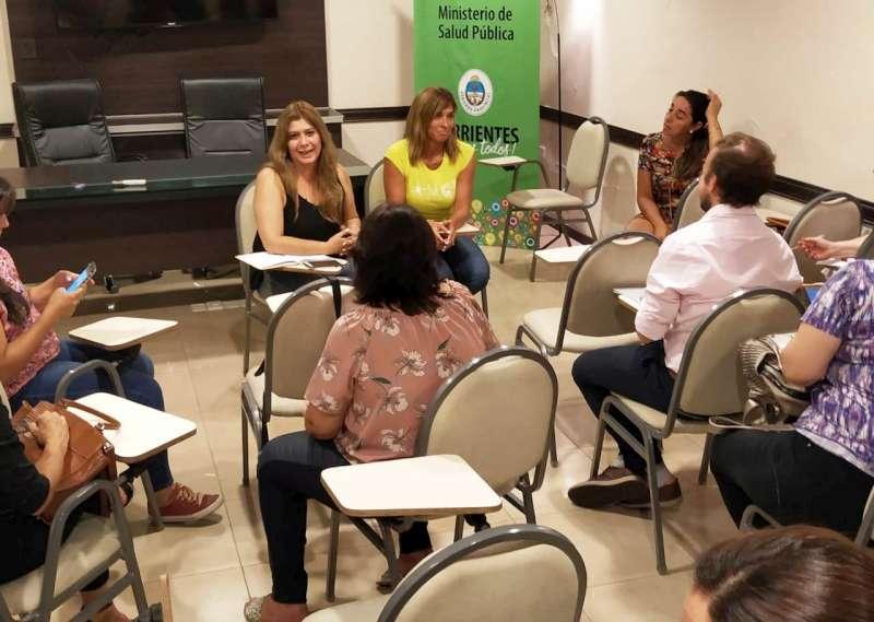 Provincia y Municipio articulan acciones de prevención contra el Dengue en Capital