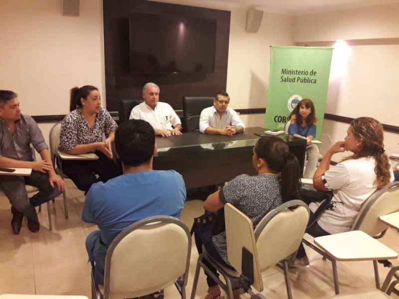 Salud Pública mediará en el conflicto con el Colegio de Enfermeros