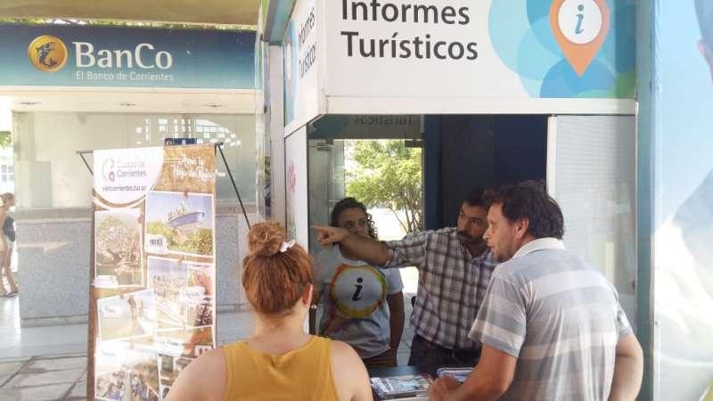 A inicios de la temporada de verano 2020, Corrientes se posiciona como destino en la Región Litoral