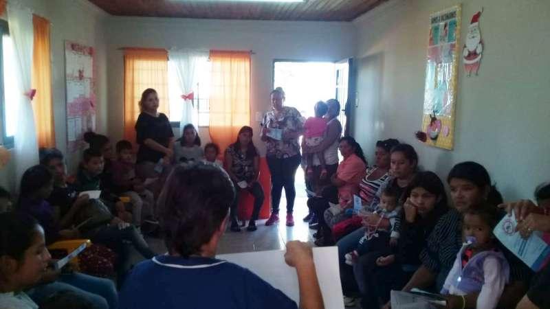 Salud continúa con las tareas de concientización y prevención de Dengue en toda la provincia