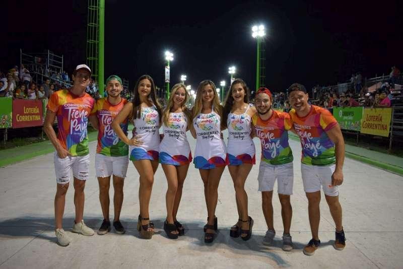 Acción promocional del Ministerio de Turismo en los carnavales oficiales 2020