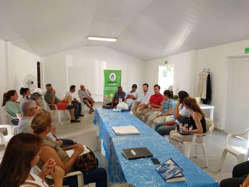 Se presentó el proyecto  del Parque Incubador de Emprendimientos Hortícolas