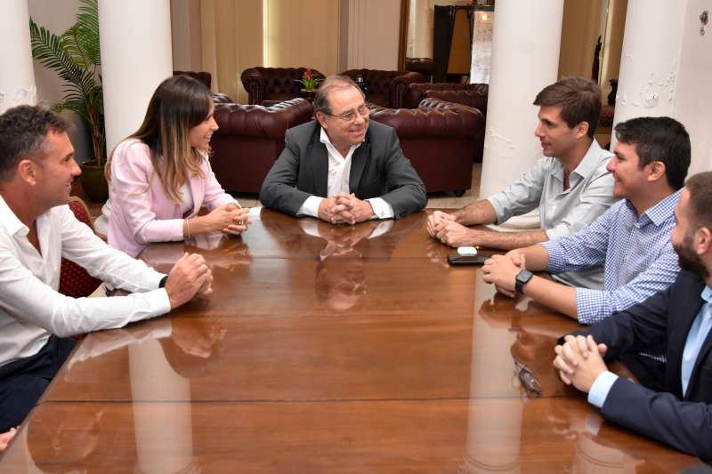 Las ciudades de Corrientes y Buenos Aires trabajan juntas para impulsar el turismo