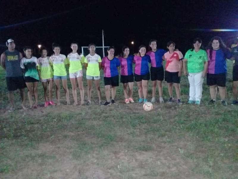 Vida Sana y amistad a través del fútbol femenino