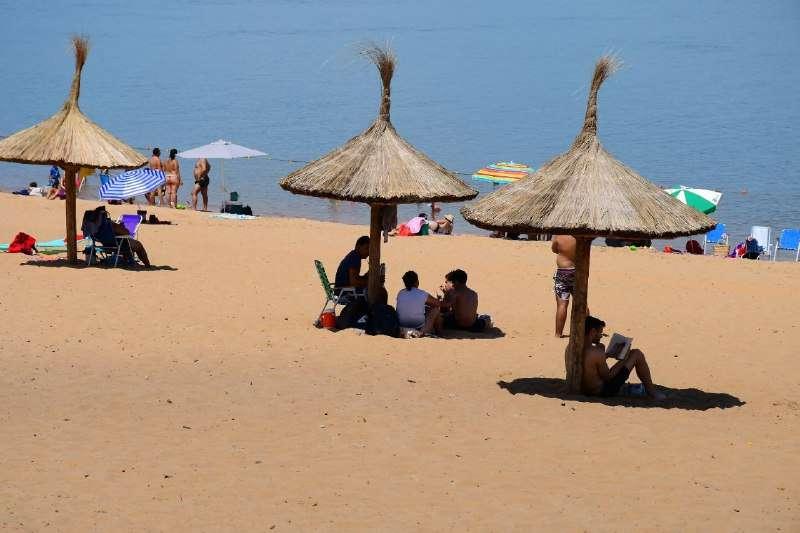 Las playas correntinas suman más y mejores servicios para vecinos y turistas