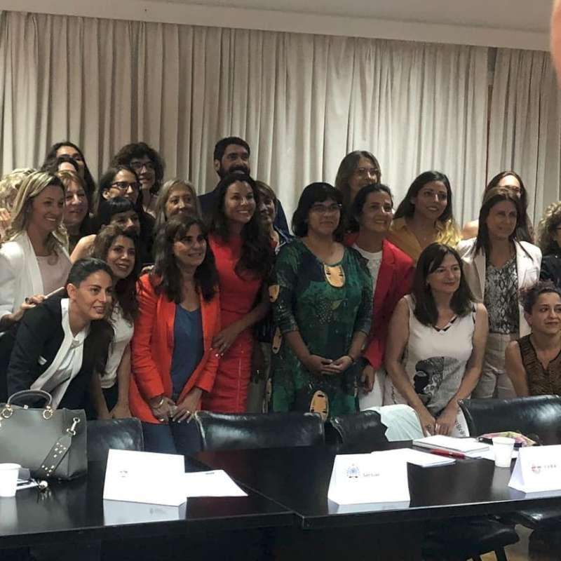 Corrientes participó del Primer Consejo Federal del Ministerio de Mujeres, Géneros y Diversidad de la Nación