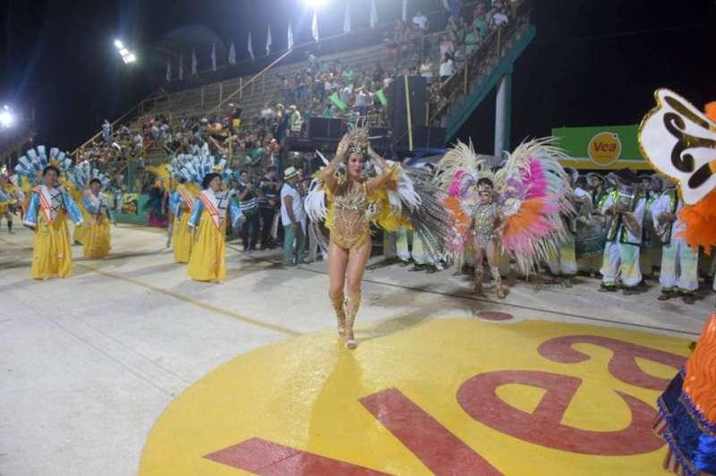 Con gran éxito finalizo el Carnaval de Paso de los Libres