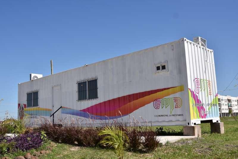 Tassano inaugurará una delegación móvil de la Caja Municipal de Préstamos en Santa Catalina