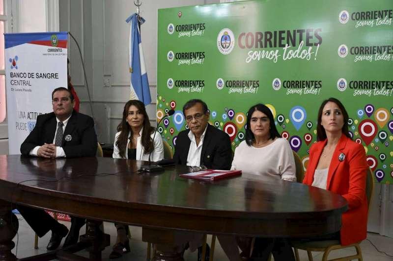 Incluyeron el uso del Sistema Braille en el Banco de Sangre de Corrientes