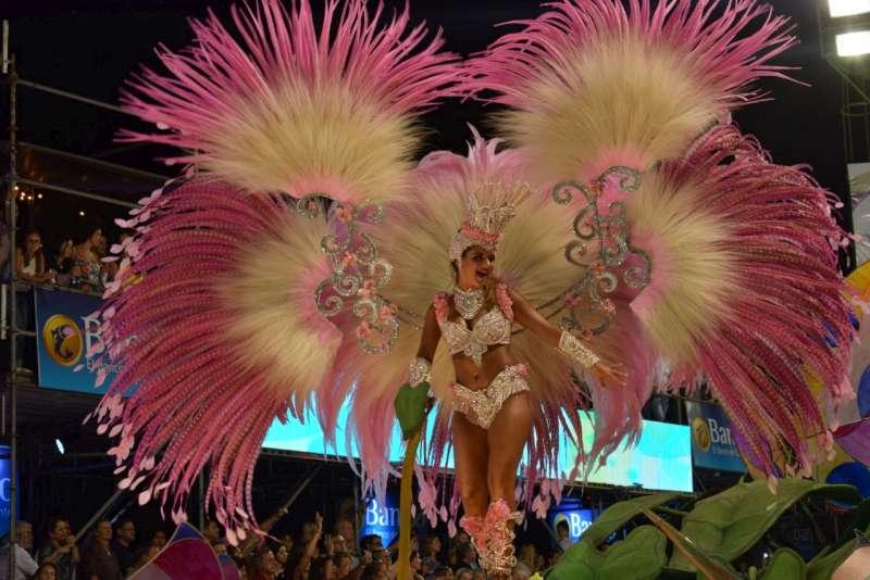 Más de 13.000 personas disfrutaron del primer fin de semana de los Carnavales Correntinos