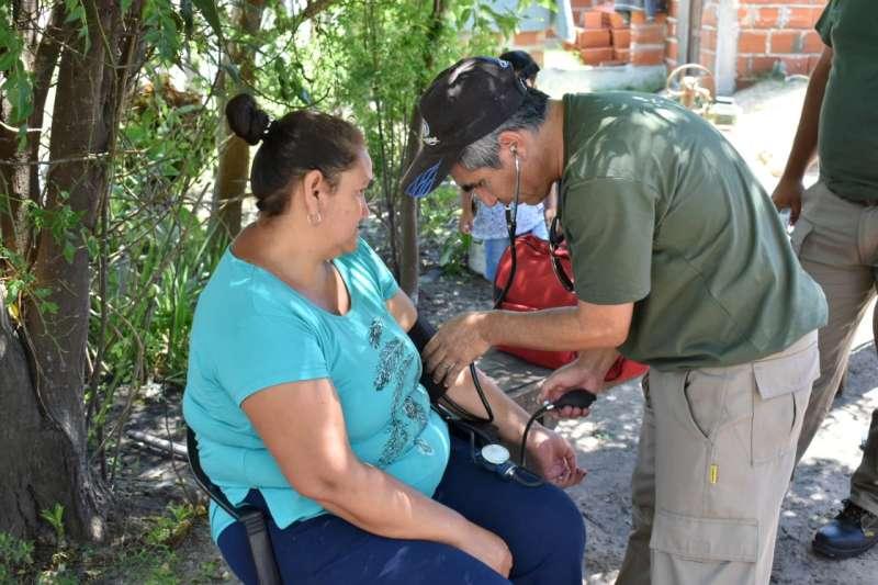 Salud Pública realizó operativos en Sauce y Esquina