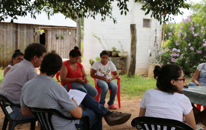 Evalúan el impacto social de los núcleos húmedos construidos en Nueva Habana