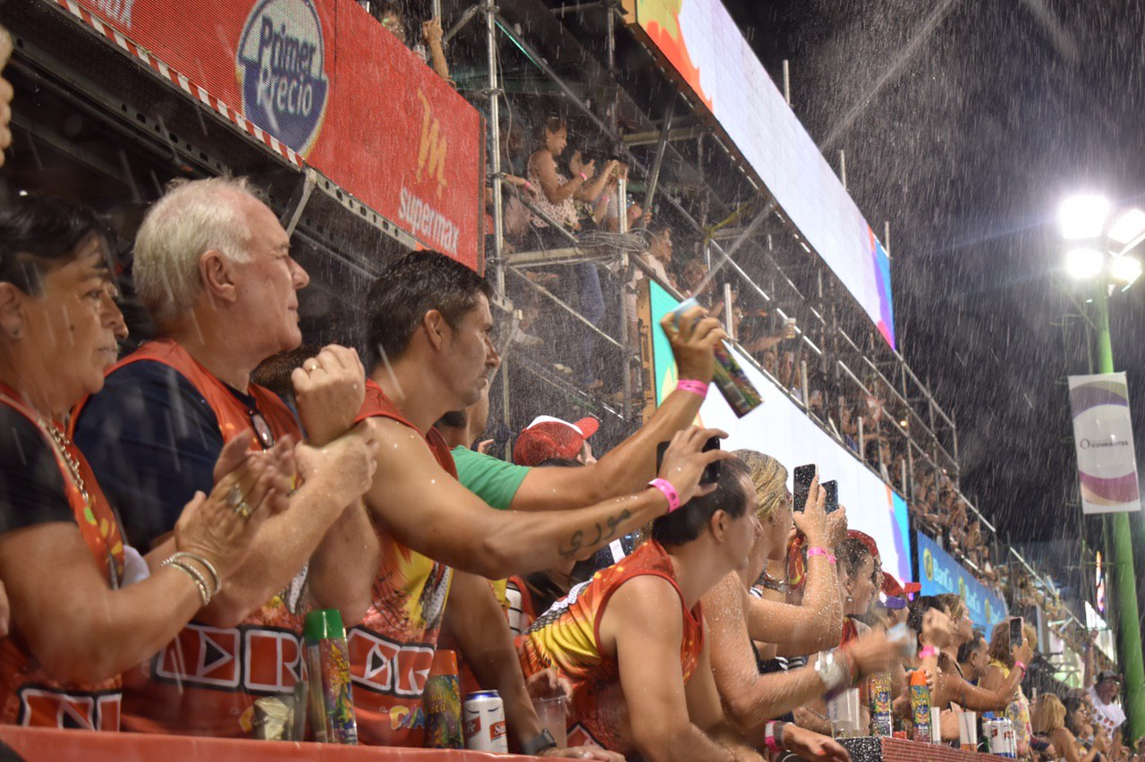 Crece la asistencia de público en el segundo fin de semana de los Carnavales Correntinos