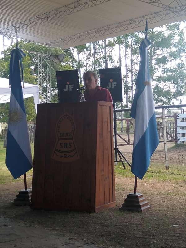 El Gobierno ratificó su apoyo a la ganadería en Sauce y Curuzú Cuatiá